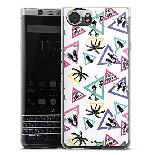 DeinDesign BlackBerry KeyOne Silikon Hülle Case Schutzhülle Soy Luna Disney Merchandise Fanartikel