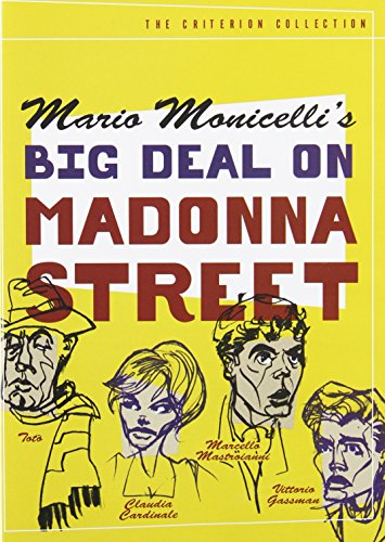 Criterion Collection: Big Deal on Madonna Street (I soliti ignoti)