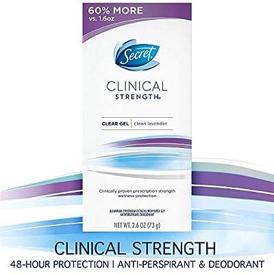 Secret Antiperspirant and Deodorant for Women