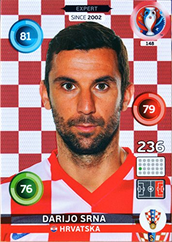 carte PANINI EURO 2016 #148 Darijo Srna