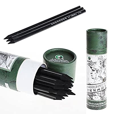 Artist Willow Charcoal Sticks Charcoal Sketching Pencil