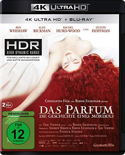 Das Parfum - Die Geschichte eines Mörders (4K Ultra HD) (+ Blu-ray)