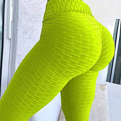Mdsfe Yoga Leggings vrouwelijke broek hoge taille fitness gym leggings sport vrouwelijke fitness yoga broek push-up leggings X-Large 25a-2037-03-a8295