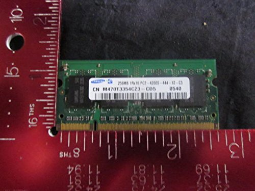 M470t3354cz3-Cd5 Samsung 256Mb Ddr2 533Mhz Pc2-4200 200-Pin Non-Ecc U