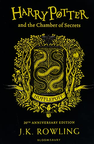H. P. And The Chamber Of Secrets. Hufflepuff Edition: J.K. Rowling (Hufflepuff Edition - Yellow): 2
