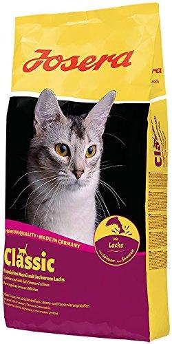 JosiCat Sterilised Classic (1 x 10 kg) | Premium Trockenfutter für ausgewachsene Katzen | Katzenfutter | powered by JOSERA | 1er Pack
