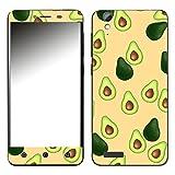 Disagu SF-108099_1123 Design Folie für Phicomm Energy 2 - Motiv Avocados Muster orange