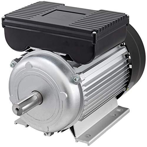 VEVOR Motor Eléctrico para Compresor Aire 230-240 V Monofásico, Compresor Silencioso 2,2...
