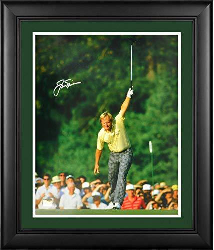 Jack Nicklaus PGA Golf Framed 8x10 Photograph The Golden Bear 1970s
