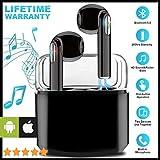 Priish® I7s Sound Wireless Bluetooth Earphone Earbud Portable Headphone Handsfree Sports Running Sweatproof