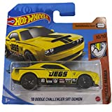Hot Wheels '18 Dodge Challenger SRT Demon Muscle Mania 10/10 2020 (234/250) Short Card