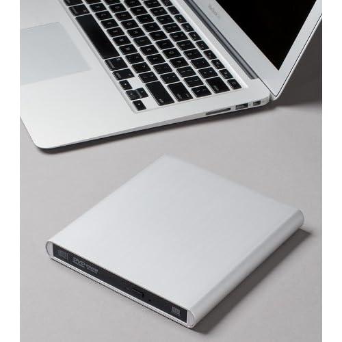 SEA TECH 1 Archgon Aluminum External USB DVD+Rw, RW Super Drive for Apple