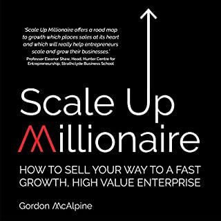 Scale Up Millionaire cover art