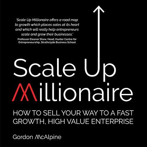 Couverture de Scale Up Millionaire