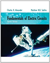 Best fundamentals of electric circuits 4th edition Reviews