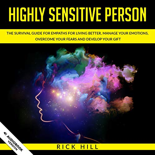 Highly Sensitive Person cover art