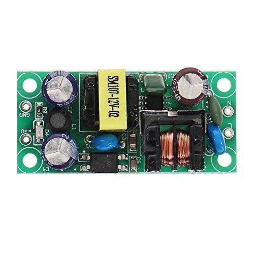 ZGQA-GQA Modulo relè, interruttore di precisione Power Module Buck modulo CA Alla DC Step Down Converter Module 10pcs DC 9V 600mA