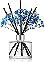 Cocod'or Preserved Real Flower Reed Diffuser