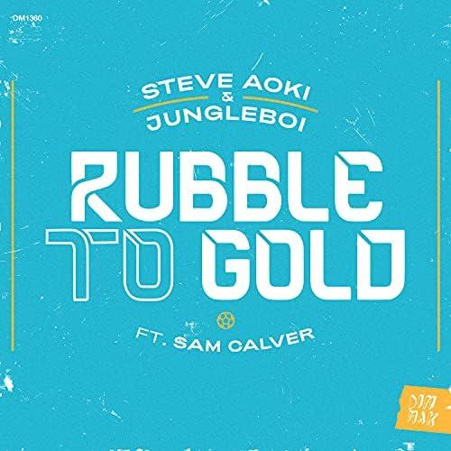 Steve Aoki & Jungleboi feat. Sam Calver