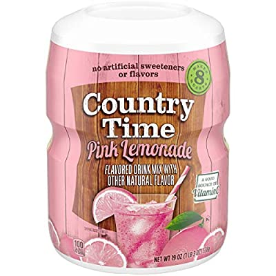 Country Time Pink Lemonade 538g