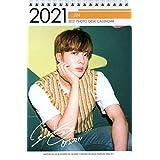 防弾少年団 BTS バンタン JIN ジン グッズ 卓上 カレンダー (写真集 カレンダー) 2021~2022年 (2年分) + ステッカーシール [ 12点セット]