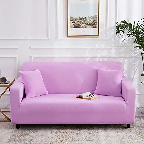 Fundas de sofá elásticas para Sala de Estar Fundas de sofá Fundas de sofá sofá elástico Toalla loveseat A17 4 plazas