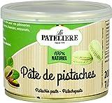 LA PATELIERE Pâte de Pistache - Lot de 4
