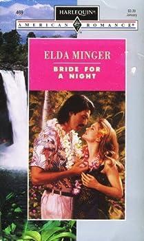 Bride For A Night (Harlequin American Romance, No 469) 0373164696 Book Cover