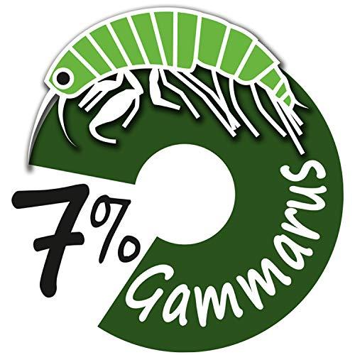 sera 07108 pond mix royal 21 l – Futtermischung aus Flocken, Sticks und mit 7 % Gammarus als Leckerbissen für alle Teichfische - 4