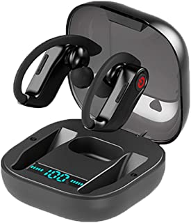 $37 » Sponsored Ad - Wireless Earbuds Bluetooth Wireless Headphones with Mic and Charging Case HiFi Stereo Sound in-Ear Wireless...