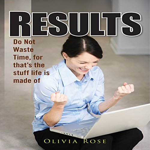 Results audiobook cover art