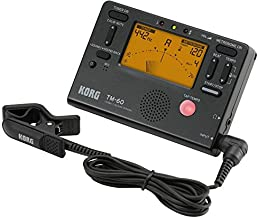 Best korg tm 40 chromatic tuner and metronome Reviews