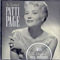 Sensational Patti Page