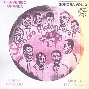 Sonora Matancera Vol. 3 - Grabado En Cuba - Serie Coleccionista
