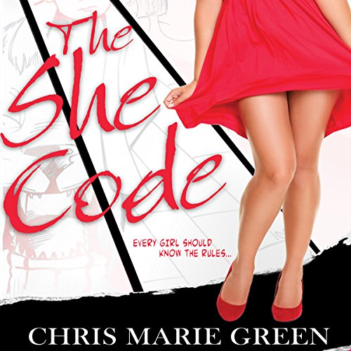 The She Code audiobook cover art