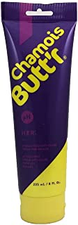 Chamois Butt'r Her' Anti-Chafe Cream, 8 ounce tube