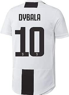 adidas Juventus Home Dybala 10 Jersey 2018/2019 (Official Printing)