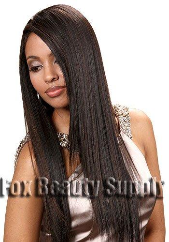 Bobbi Boss Indi Remi Natural Yaky 16 #2-dark Brown by BOBBI BOSS