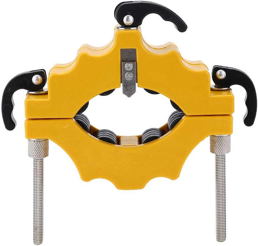 cortador de botellas de cristal redondo y ajustable Cortador de botellas de vino Amarillo kit para hacer uno mismo color opcional