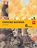Ciencias sociales. 6 Primaria. Savia. La Rioja - 9788467575750