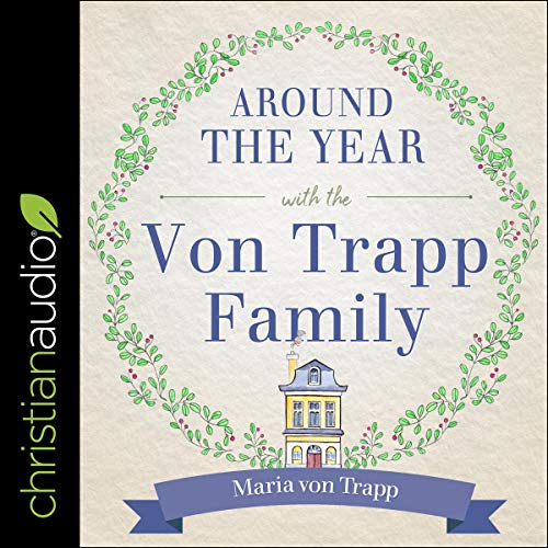 Around the Year with the Von Trapp Family cover art