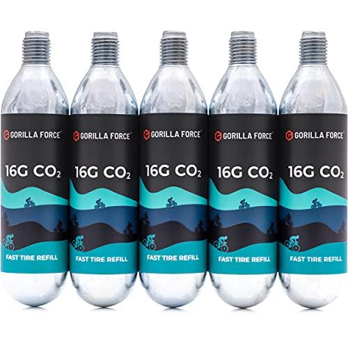 Gorilla Force CO2 Cartridges