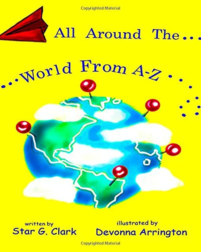 All Around The World From A-Z