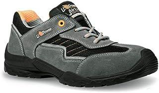 Upower Rr20556-43, Construction Shoe Homme, Gris Noir, 43 EU