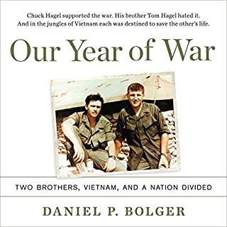 Our Year of War cover art