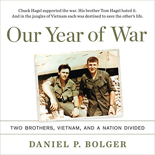 Our Year of War audiobook cover art