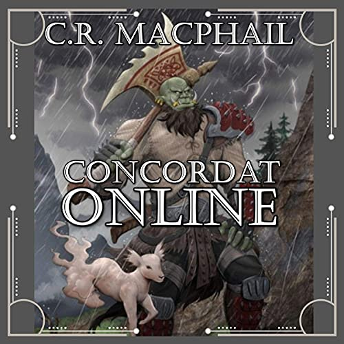 Concordat Online Audiobook By C. R. MacPhail cover art