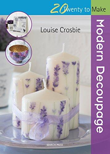 Twenty to Make: Modern Decoupage (English Edition)