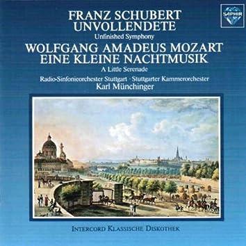 Schubert: Unfinished Symphony, D. 759 - Mozart: Eine kleine Nachtmusik, KV 525