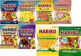HARIBO ハリボーグミ 人気お好み8点(80g×6・200g・175g)セット (2020発売)